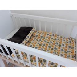 Couverture bébé 60 x 90 cm